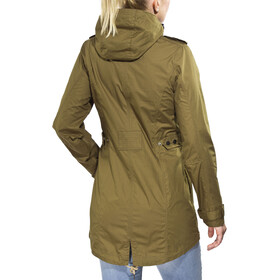 Maier Sports Desert Coat Damen dark olive